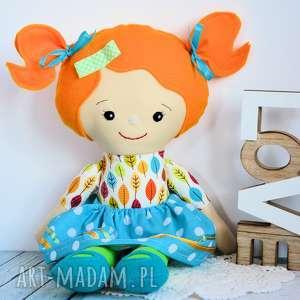 lalka rojberka - słodki łobuziak ewcia 50 cm, lalka, rojberka, jesień