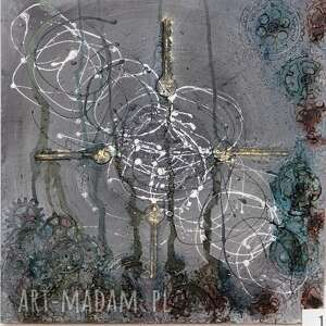 nowoczesny obraz steampunk, sztuka, obraz-na-ścianę, obraz, sztuka-nowoczesna