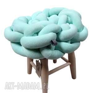 unikalny prezent, dekoracje stołek, puf, stołeczek, styl-skandynawski
