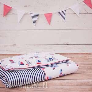 marynistyczna pościel dziecięca plaża, pościel, marynarska, marynistyczna, marine