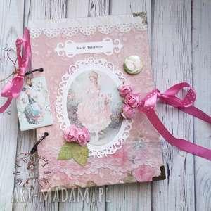 Notes / Pamiętnik paryski Marie Antoinette, pamiętnik, notes, paryż, maria