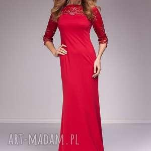 Sukienka Edith, moda, wesele