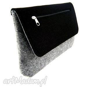 ręcznie wykonane black clutch