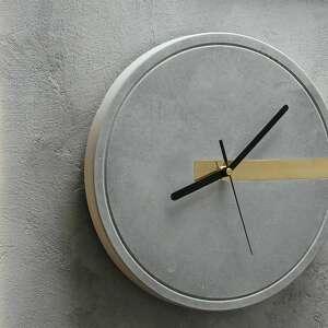 ręczne wykonanie zegary nowoczesny zegar ścienny w stylu loftowym