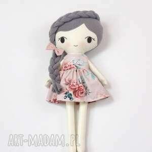 patchworkmoda lalka przytulanka z personalizacją, 45 cm, lala