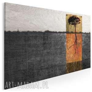 obraz na płótnie - drzewo elegancki 120x80 cm (29901)
