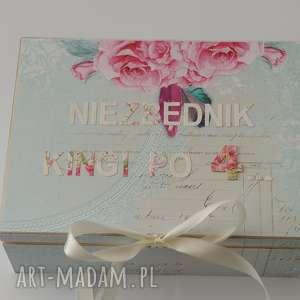 handmade scrapbooking kartki niezbędnik urodzinowy