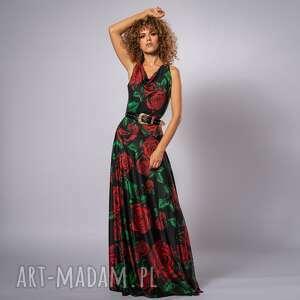 Bella - królowa róża sukienki milita nikonorov wieczorowa
