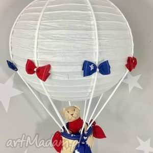 lampa lamado latający miś polski lampa, latający, miś, balon