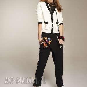 SPODNIE NATASZA 7701, spodnie-wężane, spodnie-asymetryczne, spodnie-nowoczesne