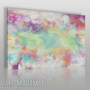 vaku dsgn obraz na płótnie - kolory barwy 120x80 cm 45501 , kolory, barwy, chmura