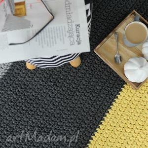oryginalny prezent, dywany dywan ze sznurka 200x200, dywan, sznurkowy, sznurek