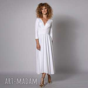milita nikonorov audrey - suknia ślubna, sukienka klasyczna