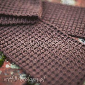 szal bawełniany - szal, szalik, bawełna, wiosna, prezent