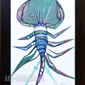 obrazy skorpio, ilustracja, ozdoba, dom, dekoracja, prezent, chłopiec oryginalny