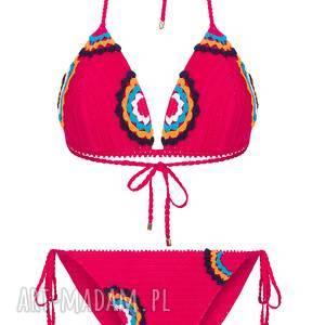 Strój kąpielowy Fiji, bikini, strojekapielowe, swimwear, swimsuit, szydełkowe,