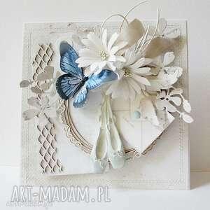 Z baletkami - w pudełku, pudełko, ślub, życzenia, gratulacje
