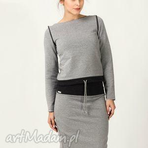 Bluza Milena 2, wygodna, dresowa, modna, komplet, codzienna, bluza