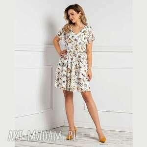 sukienka polina mini michalina, mini, zwiewna sukienka, lato