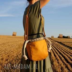 na ramię mikro iks sznurki słoneczny, torebka, torba, vegan, lato, summer