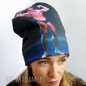 Czapka arnold czapki katarzyna staryk kulturysta, boks, sztuki