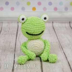 maskotki żabi książę, przytulanka, żabka, prezent, chłopiec, dziewczynka