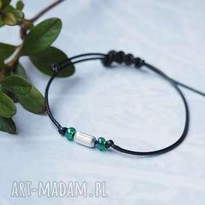 ręczne wykonanie minimalistyczna delikatna modna bransoletka