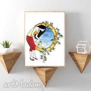 ilustracja a4, grafika, plakat, format 20x30, ilustracja, dekoracja
