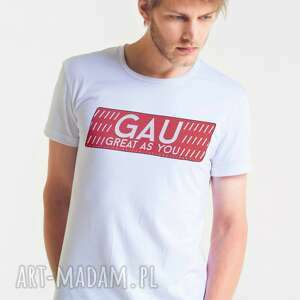 GAU PEOPLE T-shirt Męski, męski
