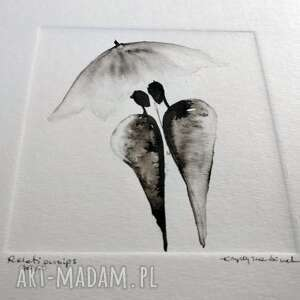 grafika 20x20 cm wykonana ręcznie, obrazek na prezent, grafiki ścianę