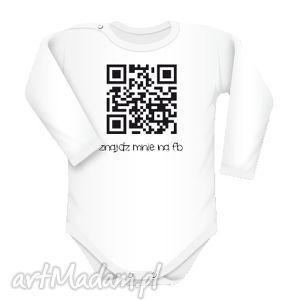 ubranka body qr code, body, qr, napisy, śmieszne, text, świąteczny prezent