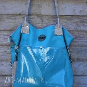 torba damska na ramię studencka zamszowa, ramię, duża torba, do szkoły