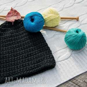 hermina czapka handmade, hand made, wełniana czapka, damska
