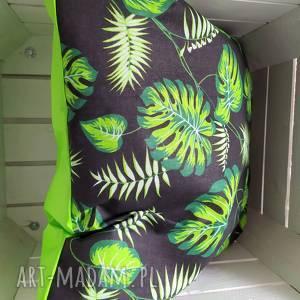ręcznie robione poduszki zestaw wiosennych poduszek