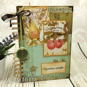 notatnik ogrodnika n32, notes, ogród, planer, ogrodniczy, notatnik, zaiśnik