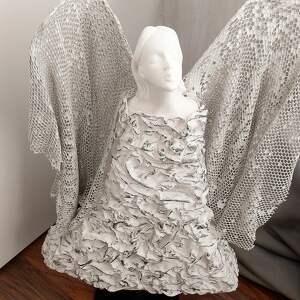 ręcznie zrobione prezenty pod choinkę taki anioł znajdzie