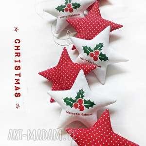 christmas - świąteczna girlanda, gwiazdka, girlanda, gwiazdki, święta