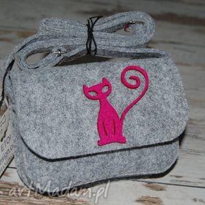 etoi design torebeczka z filcu, torba, torebeczka, torebka, filc, prezent