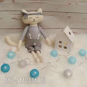 Kociak tilda przytulanka maskotki k and katarzyna kociak