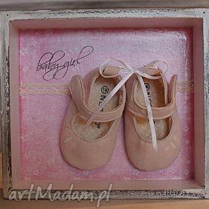 pokoik dziecka pierwsze buciki, upominek, prezent, pamiątka