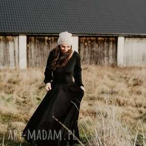 Black moon sukienki ququ design etno, boho, maxi, wyszczupla
