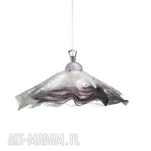 Lampa z kolekcji Meduza, oświetlenie, glass, fusing, szkło, design