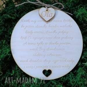 dekoracje grawerowane życzenia na dzień dziadka, życzenia, prezent, dzień, babci