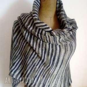Zwiewny szal szaliki the wool art szal, szalik, okrycie
