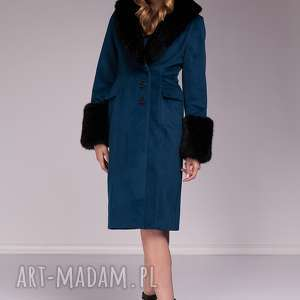 płaszcz chloe - moda