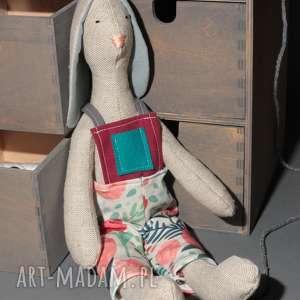 Prezent Królik TILDA maskotka na prezent, tilda, królik, zabawka,