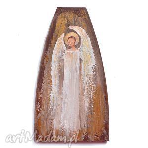Anioł - obraz, ikona /3/ , anioł, anioły, ikona, kobieta, postać
