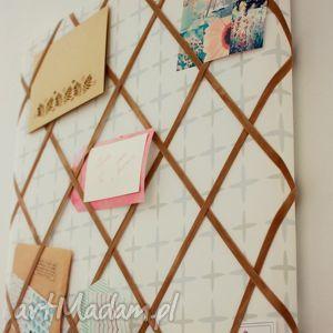 ręcznie zrobione ramki tablica - memory board