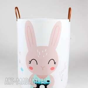 pojemnik z królikiem - pojemnik, królik, dziecko, pokój, prezent, urodziny