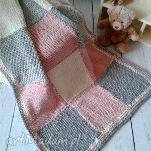 Pokoik dziecka the wool art kocyk, pled, dla dziecka, dom